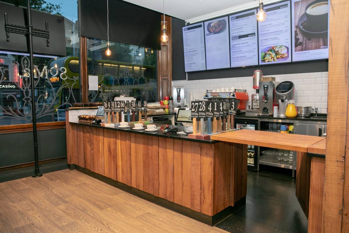 Soma Restaurant 2
